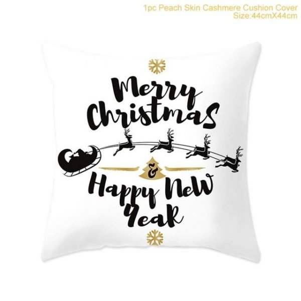 Holiday Pillow Cover Style 25