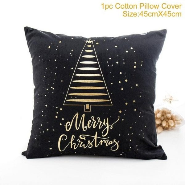 Holiday Pillow Cover Style 9