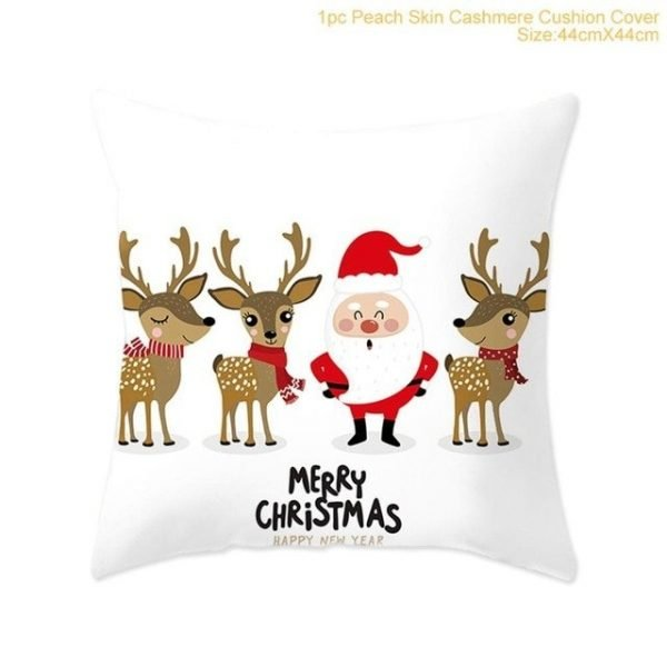 Holiday Pillow Cover Style 27
