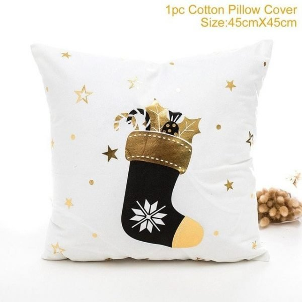 Holiday Pillow Cover Style 6