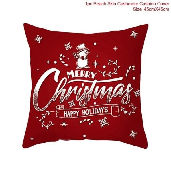 Holiday Pillow Cover Style 03-5
