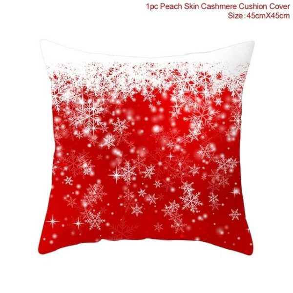 Holiday Pillow Cover Style 03-20