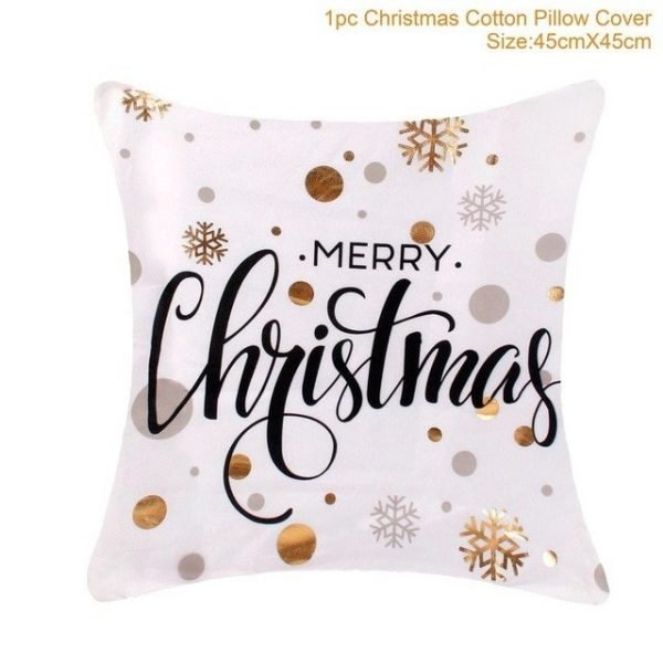 Holiday Pillow Cover Style 14