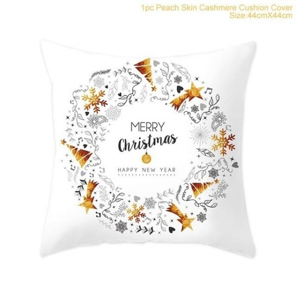 Holiday Pillow Cover Style 10-2