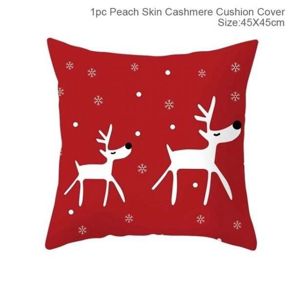 Holiday Pillow Cover Style 49-68