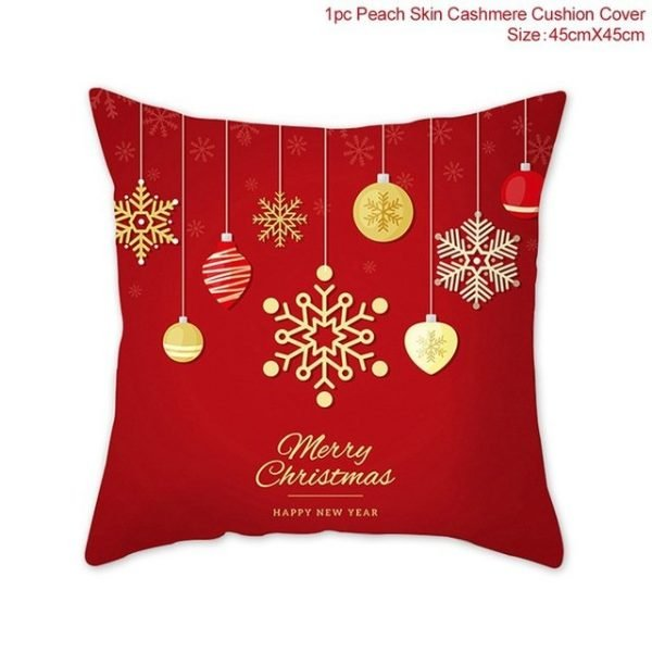 Holiday Pillow Cover Style 03-12