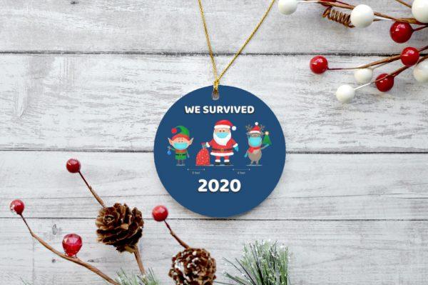 We Survived 2020 - Blue