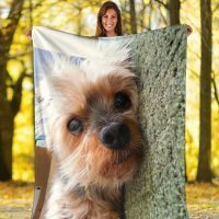 Personalized Dog Blanket / Cat Blanket #2