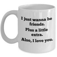 Dwight Schrute Mug Valentines Day Mug - Front